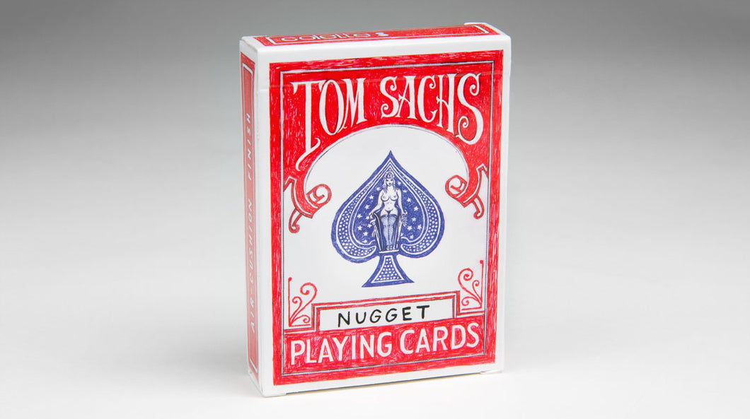 Nugget Playing Cards (Red Edition)