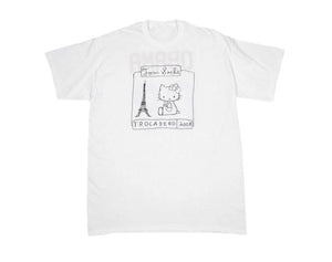 Obama/Hello Kitty Tee