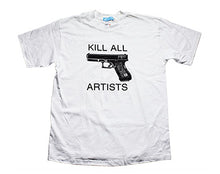 Load image into Gallery viewer, Kill All Artists Tee