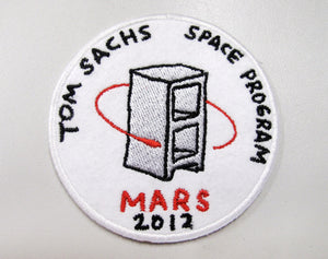 Space Program Patch