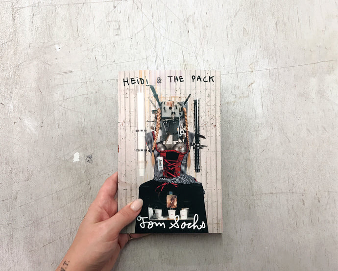 Heidi & The Pack Zine