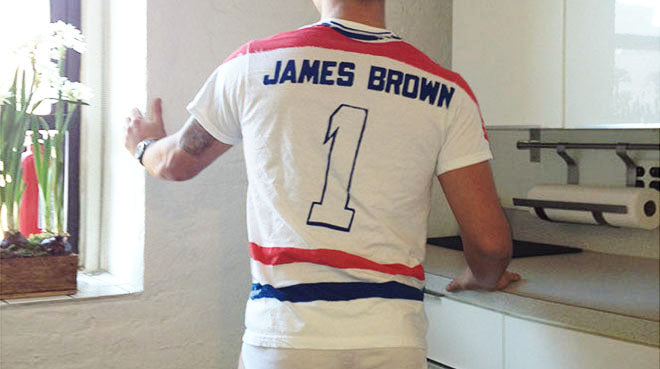 James Brown Tee