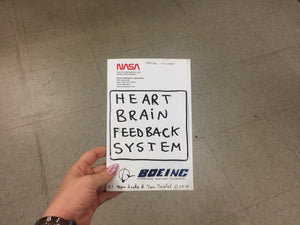 A Space Program DVD (Heart Brain Feedback System)