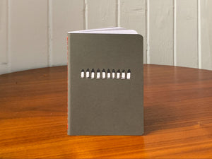 Ten Bullets Notebooks (3-Pack)