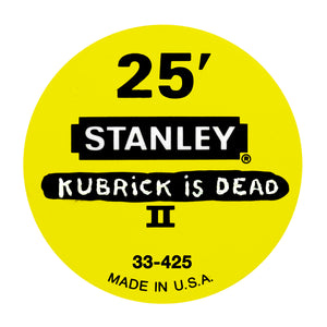 Stanley Kubrick Tape Measure