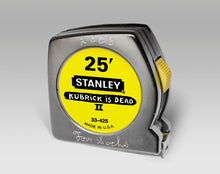 Load image into Gallery viewer, Stanley Kubrick Tape Measure