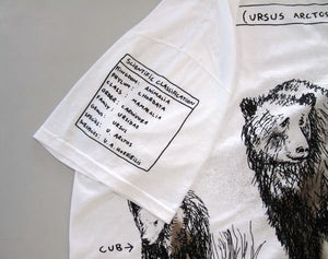Grizzly Tee & Print