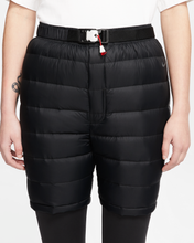 Load image into Gallery viewer, NIKECraft: Down Shorts (Black)