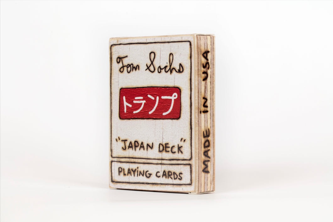 Japan Deck (white plywood edition)