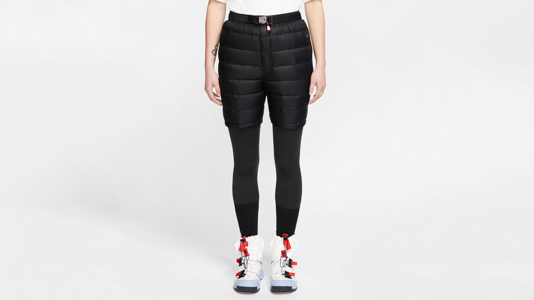 NIKECraft: Down Shorts (Black)