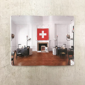 Swiss Passport Office Zine