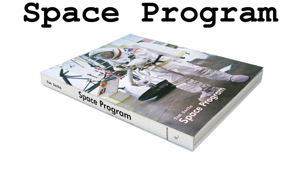 Space Program (2007) Book