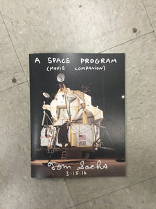 A Space Program (Movie Companion)