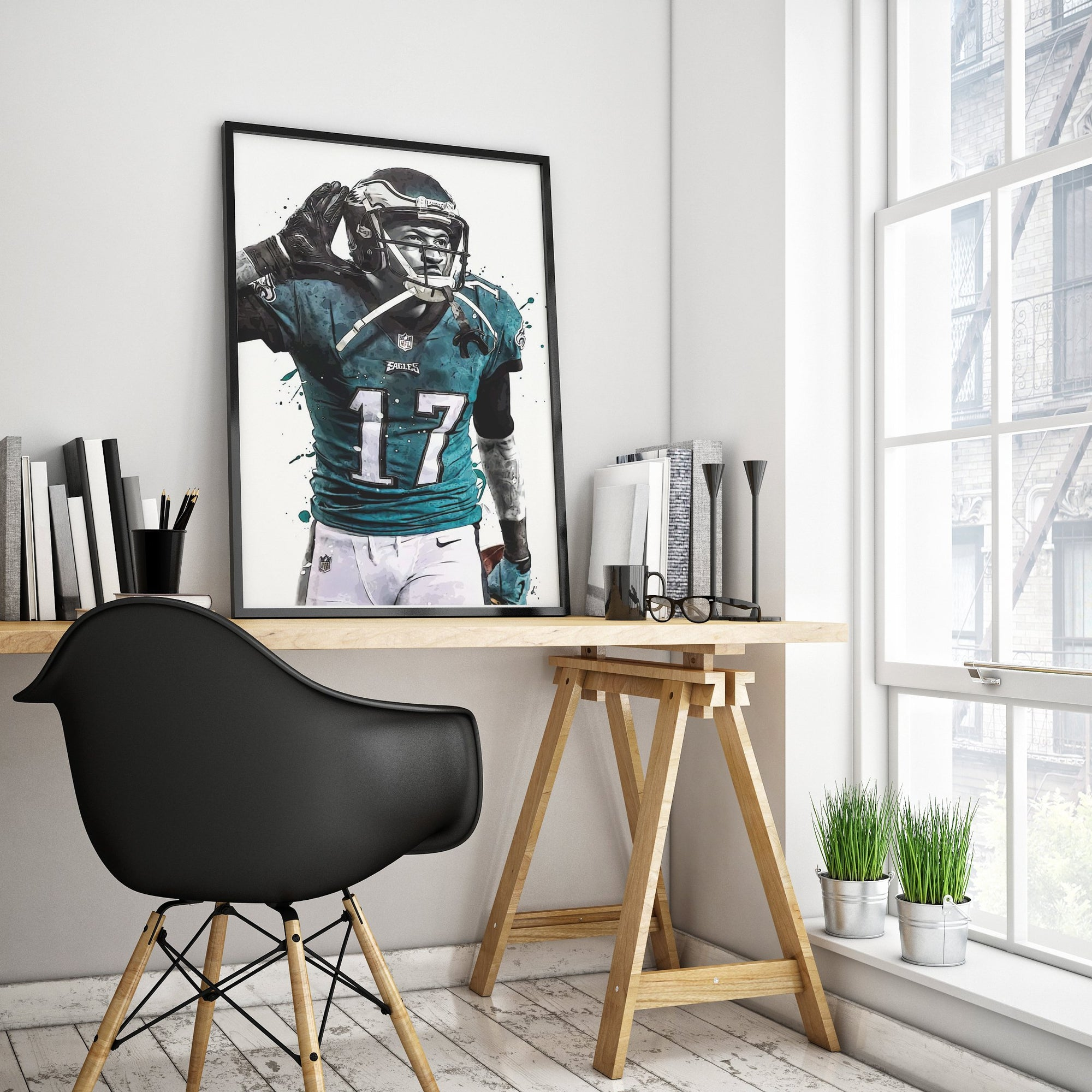 ALSHON JEFFERY-Home Decor-JD Odds & Ends