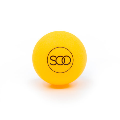 SOO Ping Pong Ball - Orange