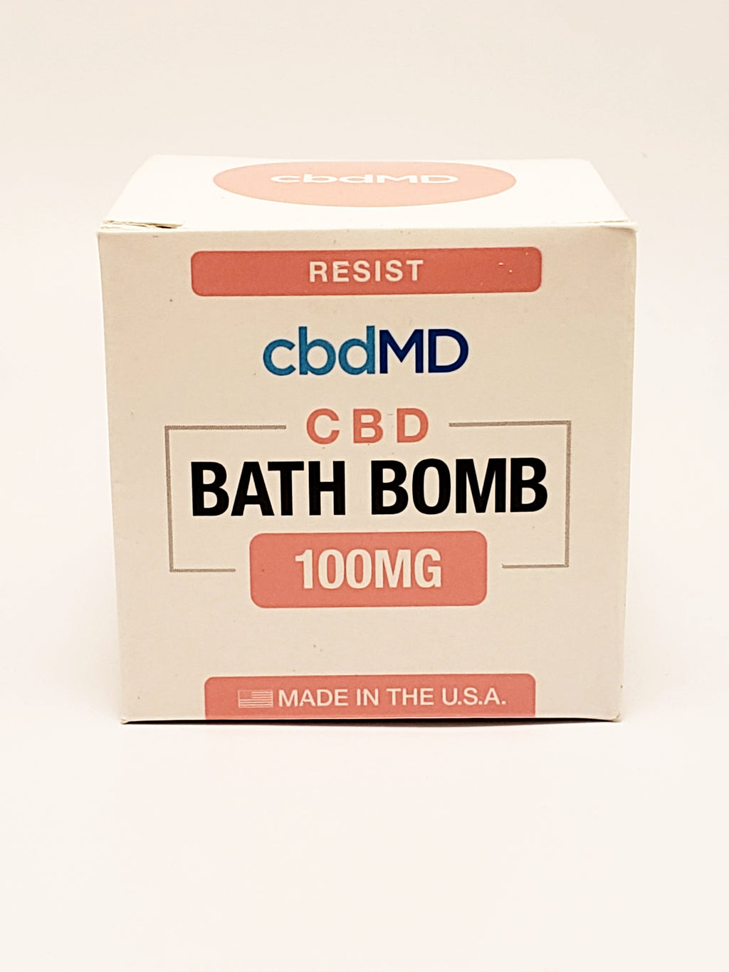 Bath Bomb 100 mg CBD - Resist (Lavender) - CBD Central