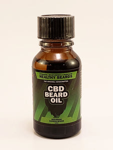 Beard Oil - CBD Central