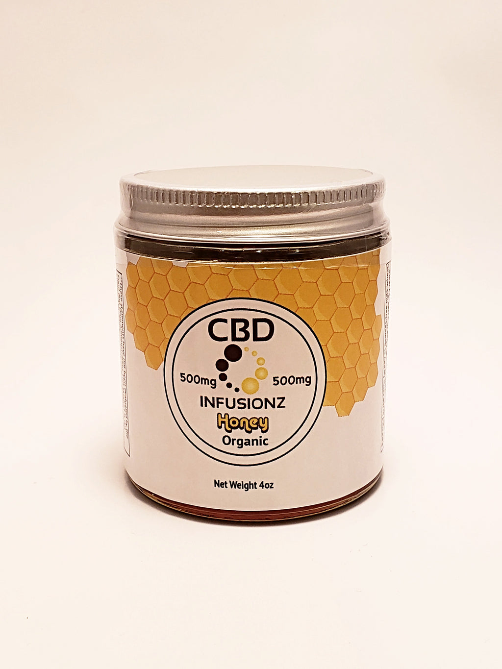 Honey Pot - Full Spectrum CBD 500 mg - CBD Central