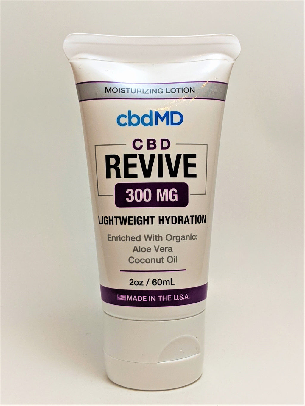 Revive 300 mg Moisturizing Lotion (2 ounces) - CBD Central