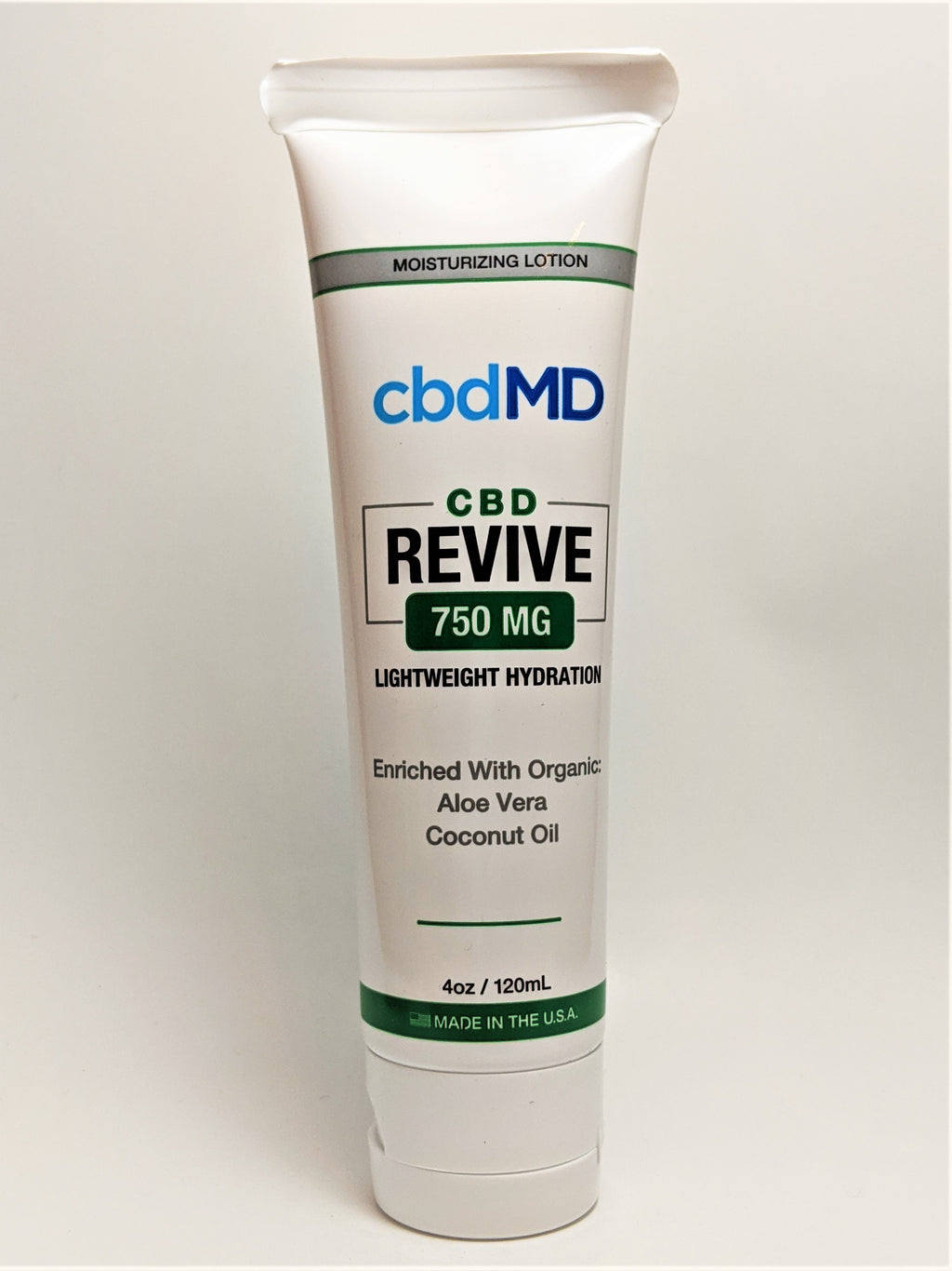 Revive 750 mg Moisturizing Lotion (4 ounces) - CBD Central
