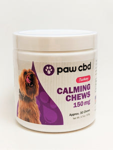 Paw CBD Calming Soft Chews 150 mg - CBD Central