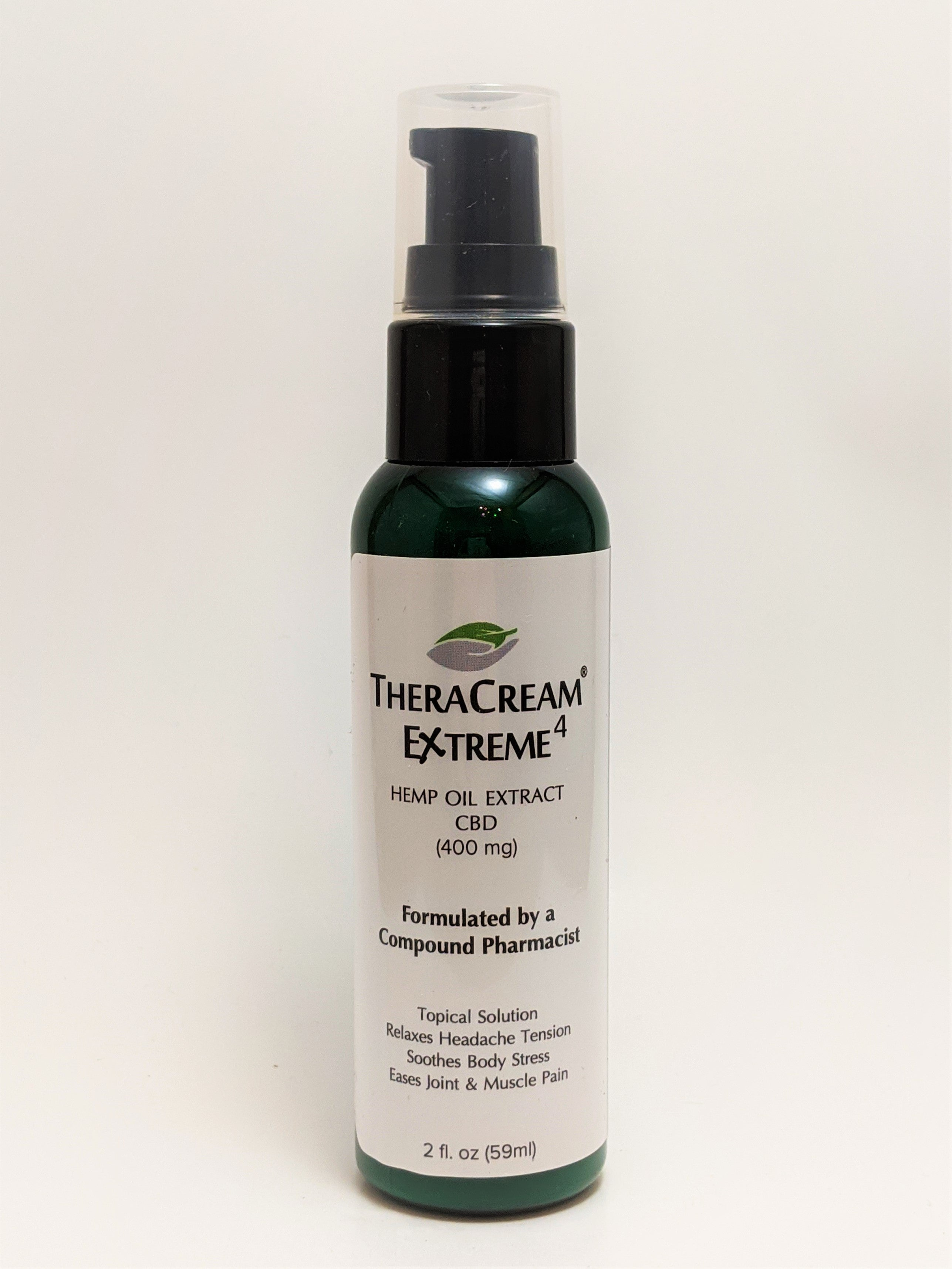 Theracream Extreme4 - CBD Central