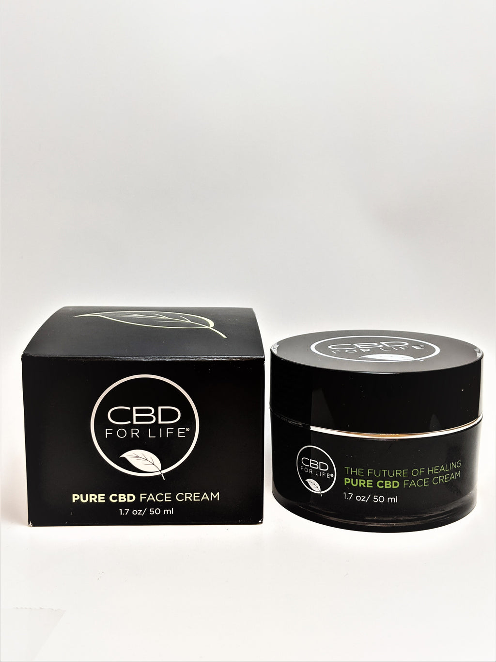 CBD For Life Face Cream - CBD Central