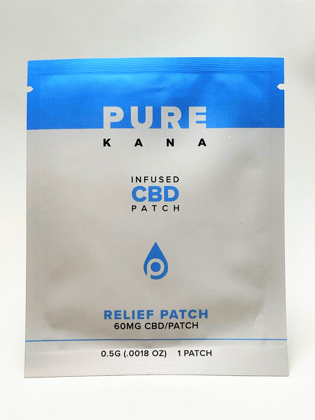 Pure Kana - Pack of 3 Patches (60 mg)