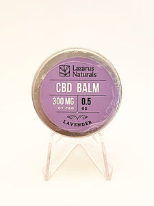 CBD Balm 300 mg (Lavender) - CBD Central
