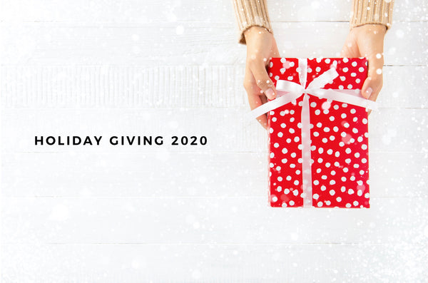 Holiday Giving 2020