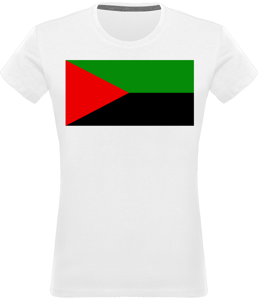 T-shirt Femme Drapeau Martinique | -50% de Réduction
