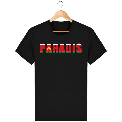 T-shirt  Homme - Guadeloupe Paradis