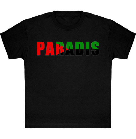 T-shirt  Enfant - Martinique Paradis