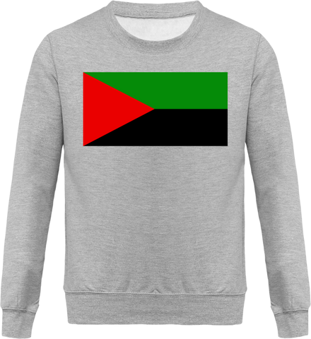 Sweat Mixte - Drapeau Martinique | -20% + 1 T-shirt Offert