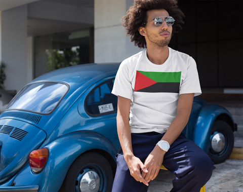 T-shirt  Homme Drapeau Martinique | -50% de Réduction