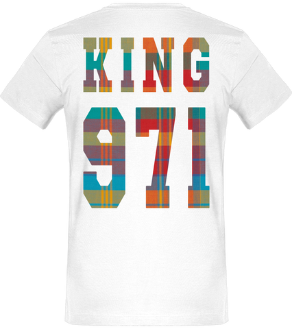 T-SHIRT | King & Queen 971 Color