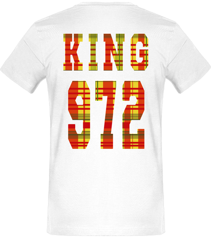 T-SHIRT | King & Queen 972 Madras