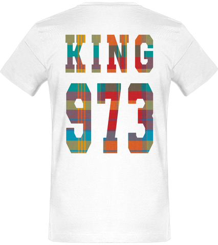 T-SHIRT | King & Queen 973 Color