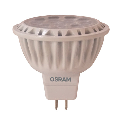 MR16 LED SUPERSTAR Atenuable 8W 3000K 12V Caja con 6 piezas marca Osram