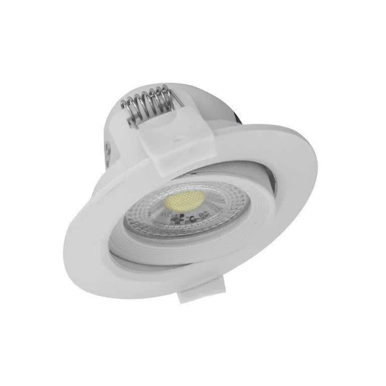 Downlight dirigible 7W 45° 85-265V opciones de color de luz de iLumileds