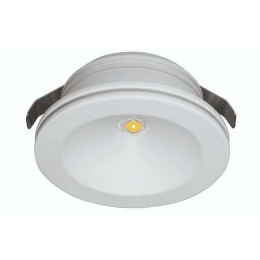 Downlight 2.5W óptica 90° color de Luz Neutro Cálido 85-265V de iLumileds