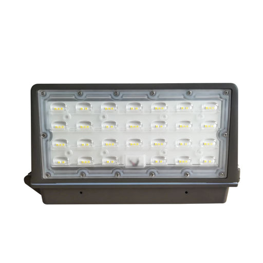 Wall Pack LED 28W 0-10V opción color de luz de Ledvance