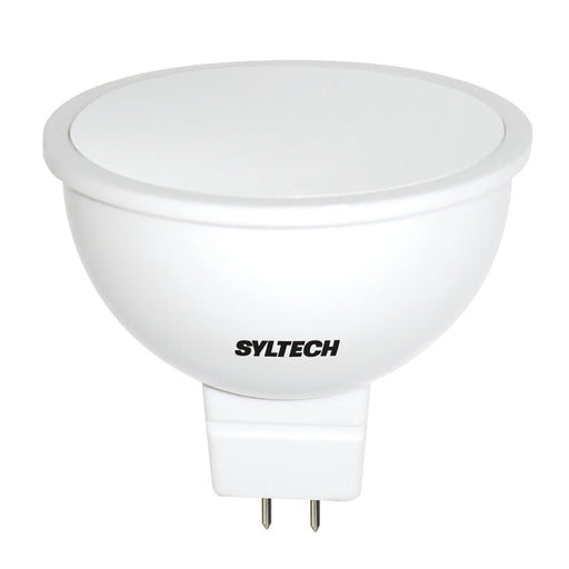 MR16 LED 5.2W 100-240V GU5.3 Neutro Cálido marca Syltech