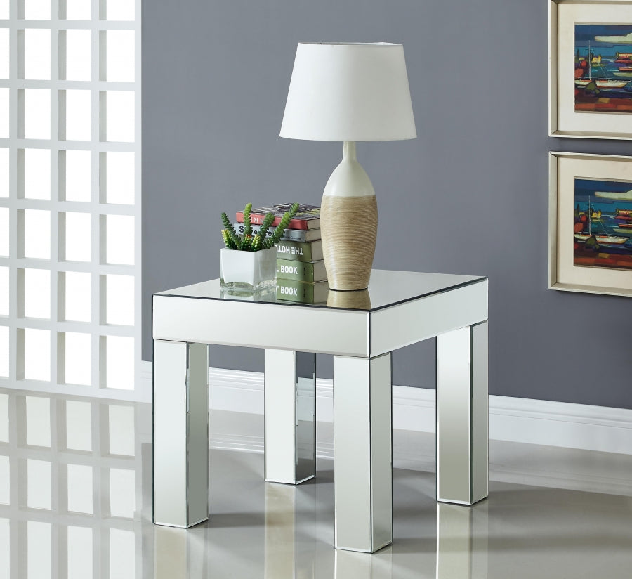 Iberville End Table