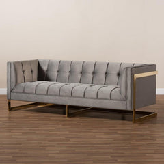 Glamour Tufted Sofa
