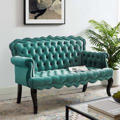 Chesterfield Settee