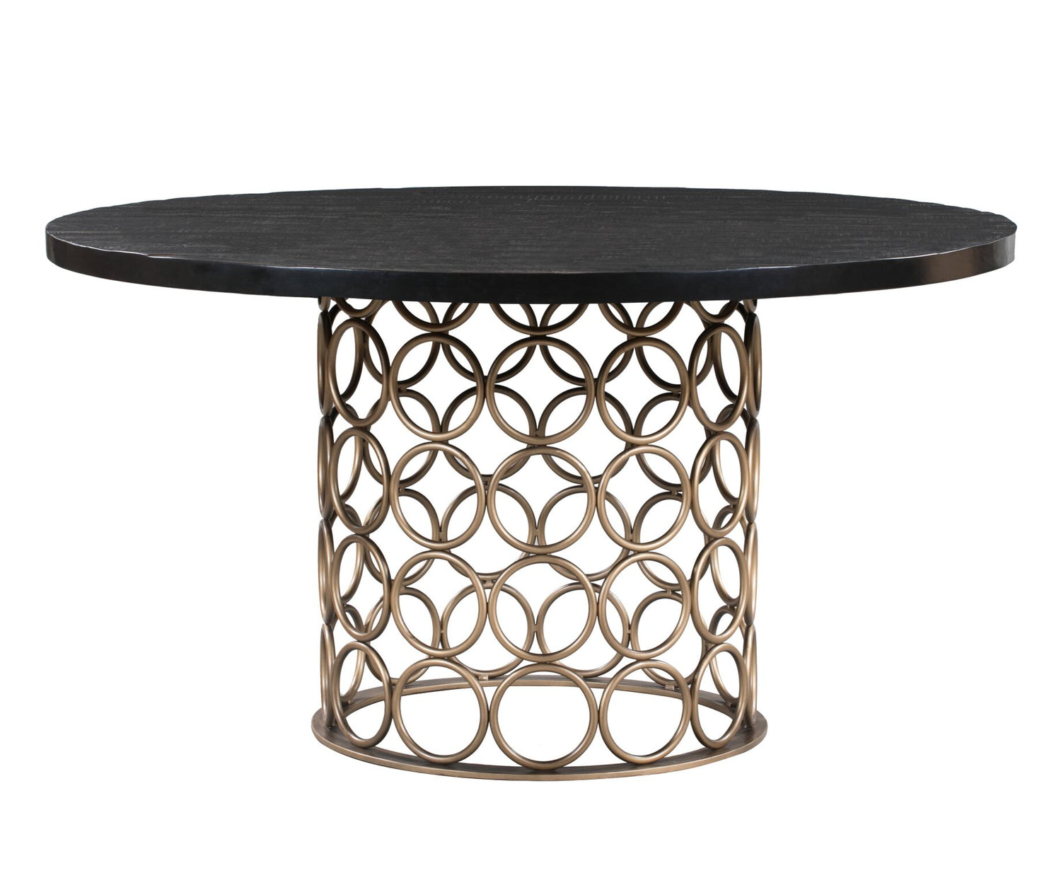 Hollywood Round Dining Table