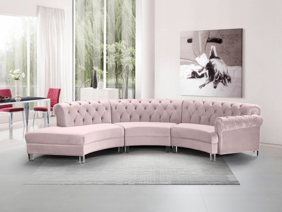 Beignet Sectional