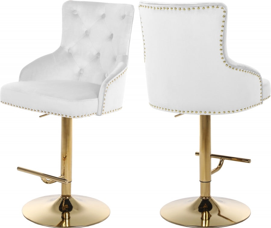 Gold Glam Bar Stool