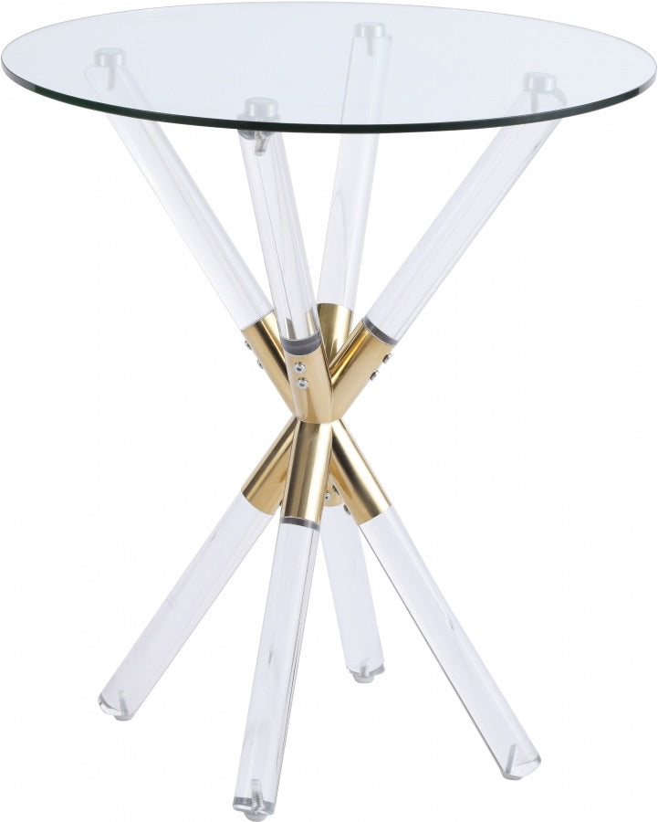 Acyclic End Table